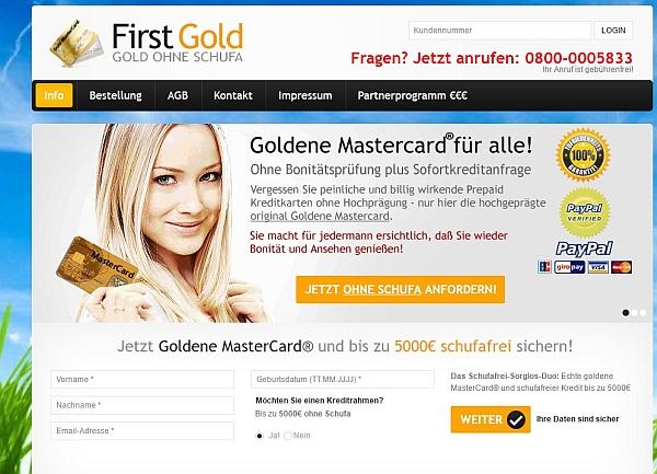 Firstgold.De